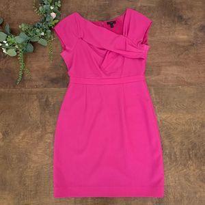 J. Crew Origami Wool Crepe Dress | Size 8